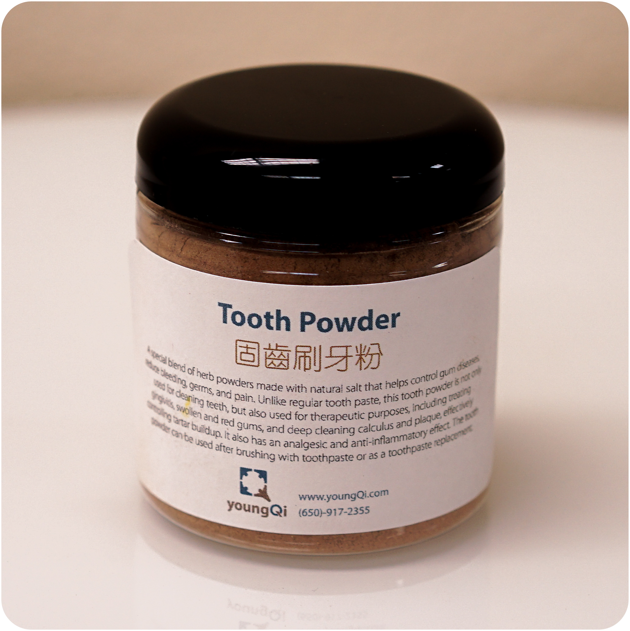 youngQi Tooth Powder